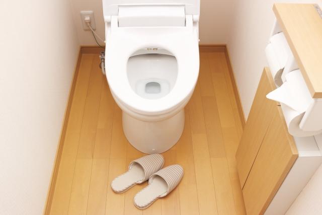 ショールーム:トイレと洗面台